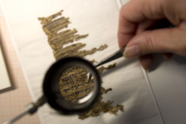 One of the last two encrypted Dead Sea Scrolls has finally been decoded