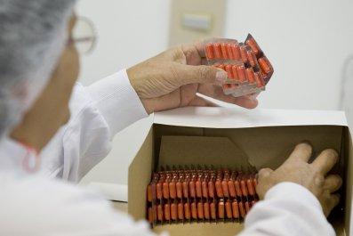 Tamiflu packs