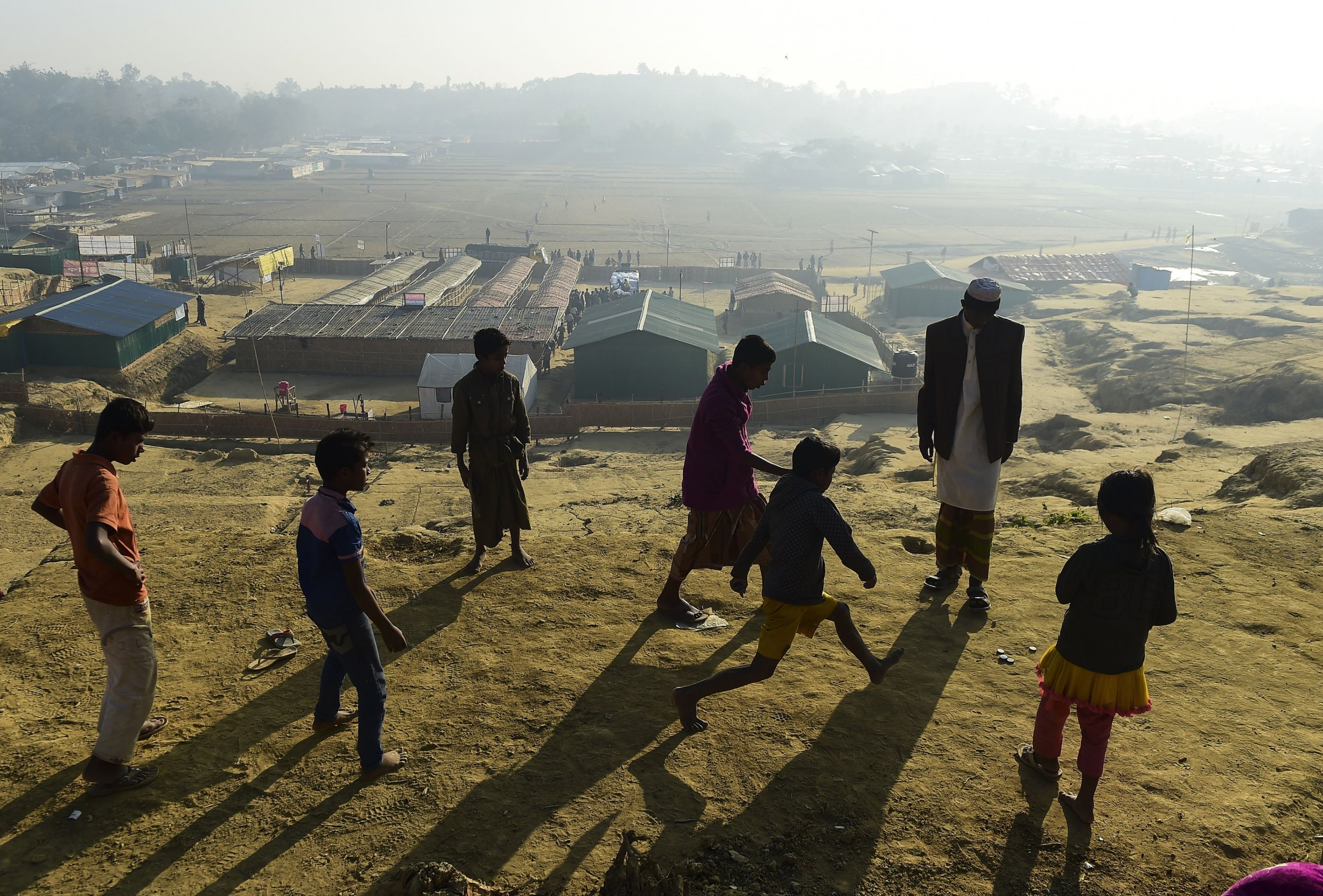 Muslim Rohingya Refugee Leader Stabbed to Death in Camp