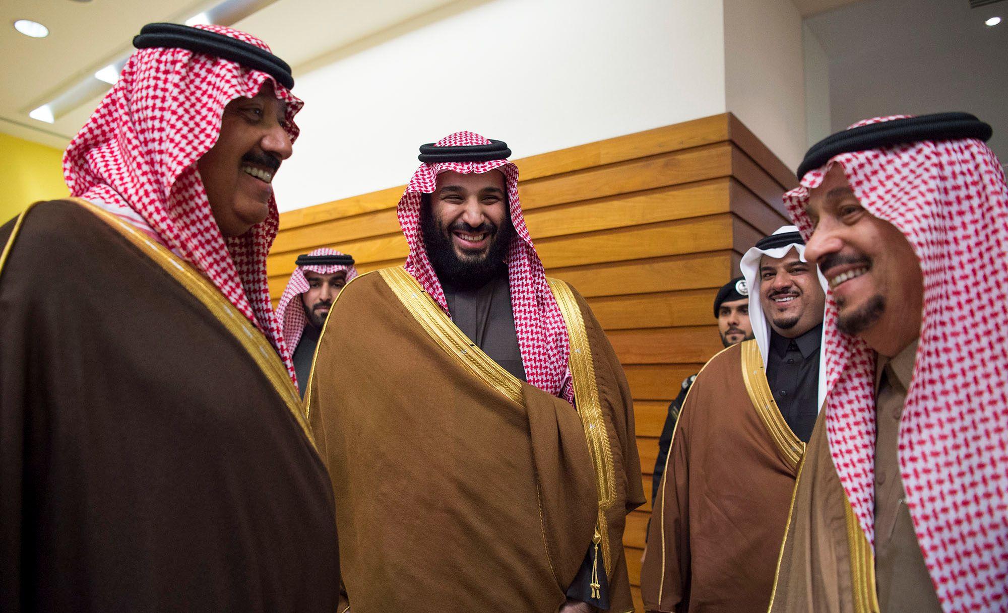 Saudi Arabia May Get $100 Billion From Jailed Princes and