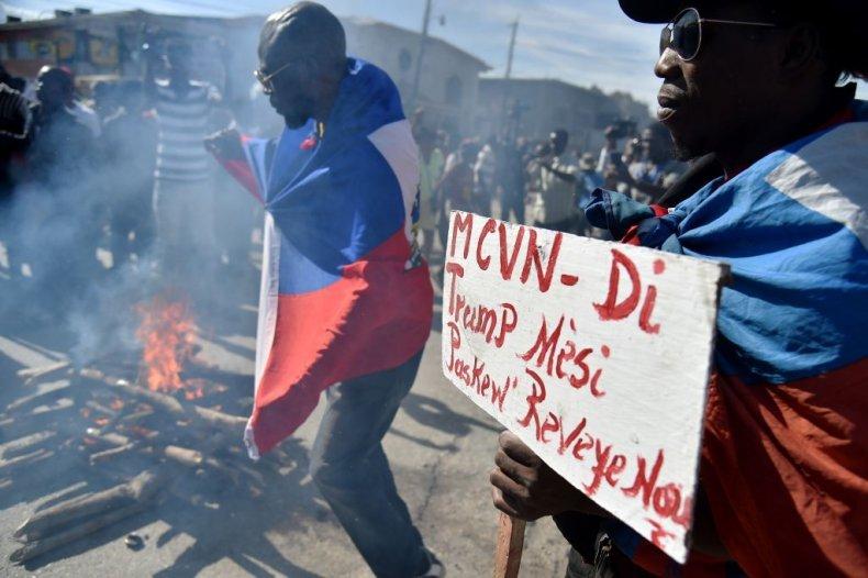 12318_Haiti_Protest
