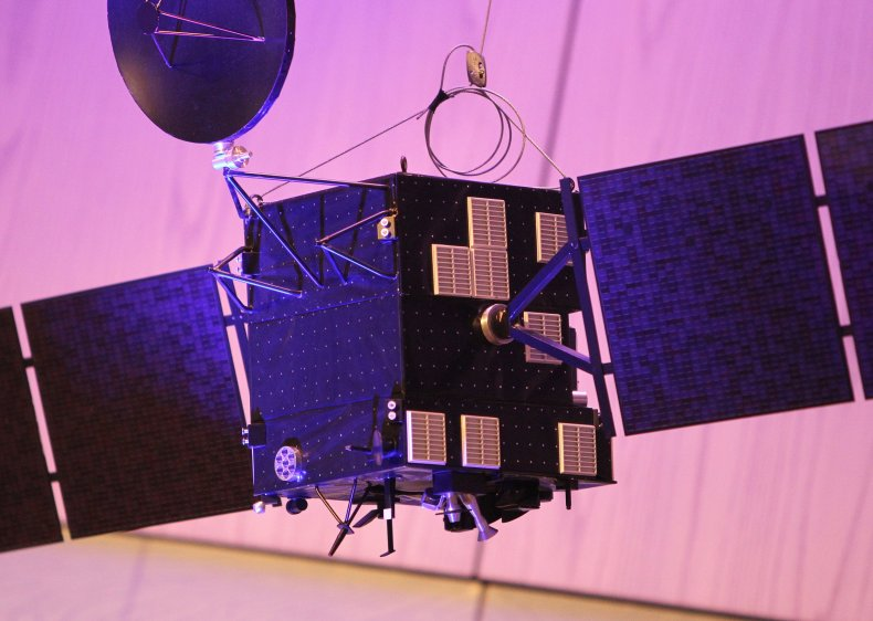 Rosetta probe 2