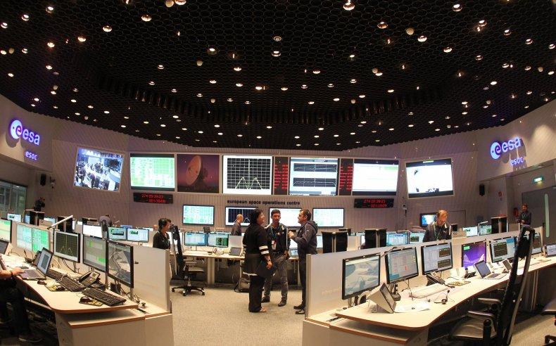ESOC Rosetta