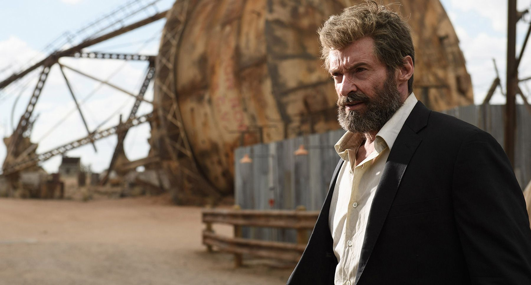 Logan nominated for Oscar