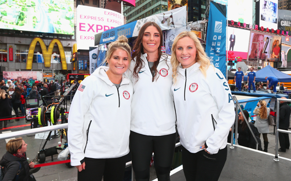 69ea3efcee808 Winter Olympics 2018  The First Look At Team USA s Pyeongchang Outfits