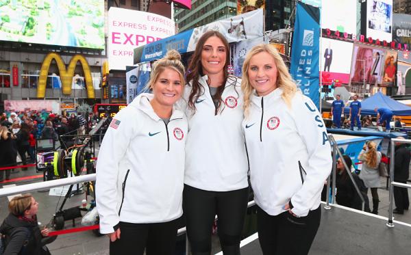 Team USA 2018 Winter Olympics Uniforms Revealed