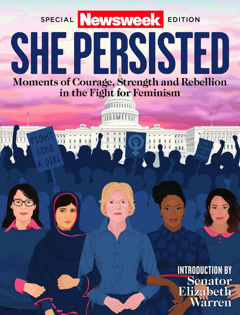 She Persisted Higher Res Cover