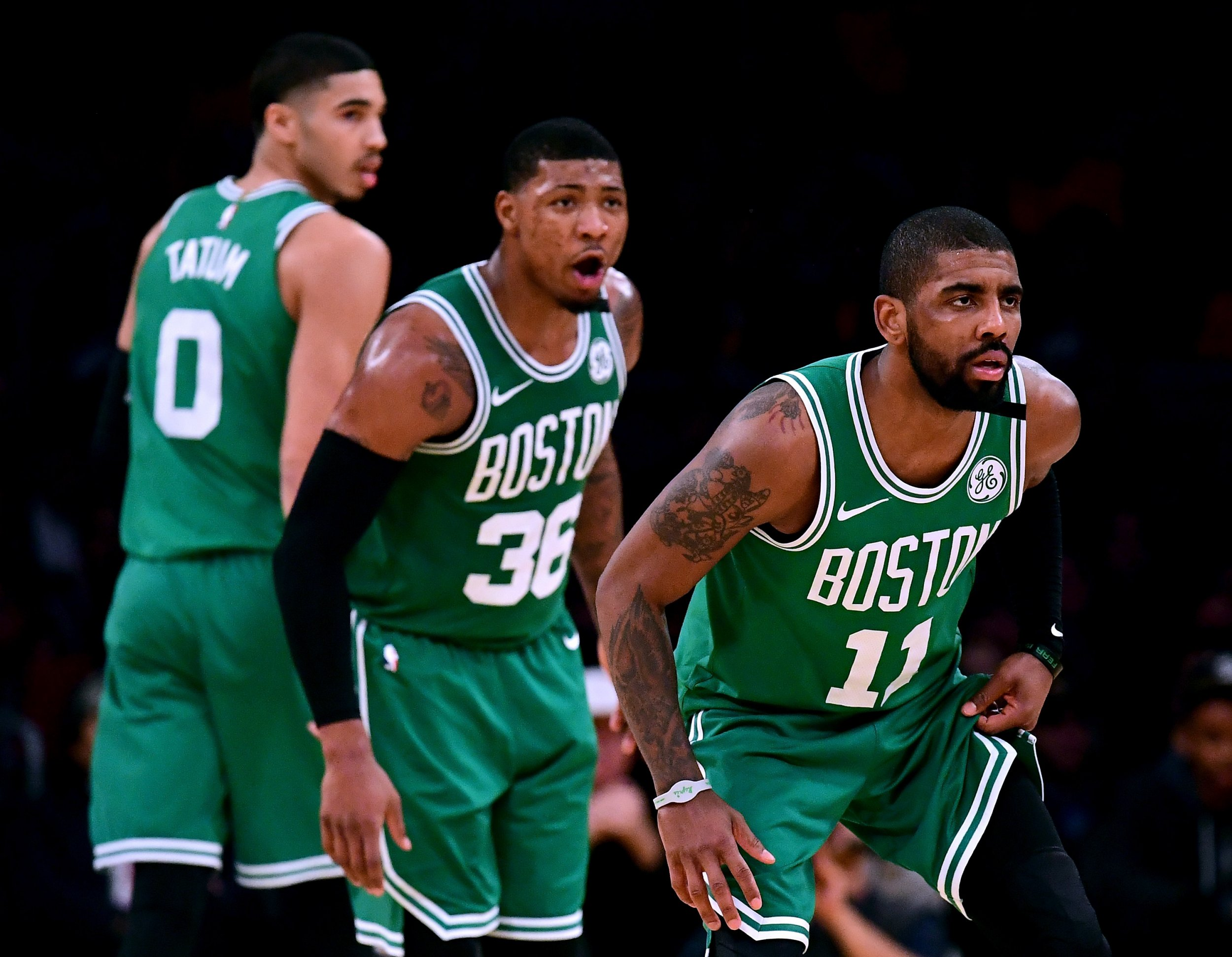 Celtics' Chaotic Loss to Lakers Triggered Bill Simmons on Twitter