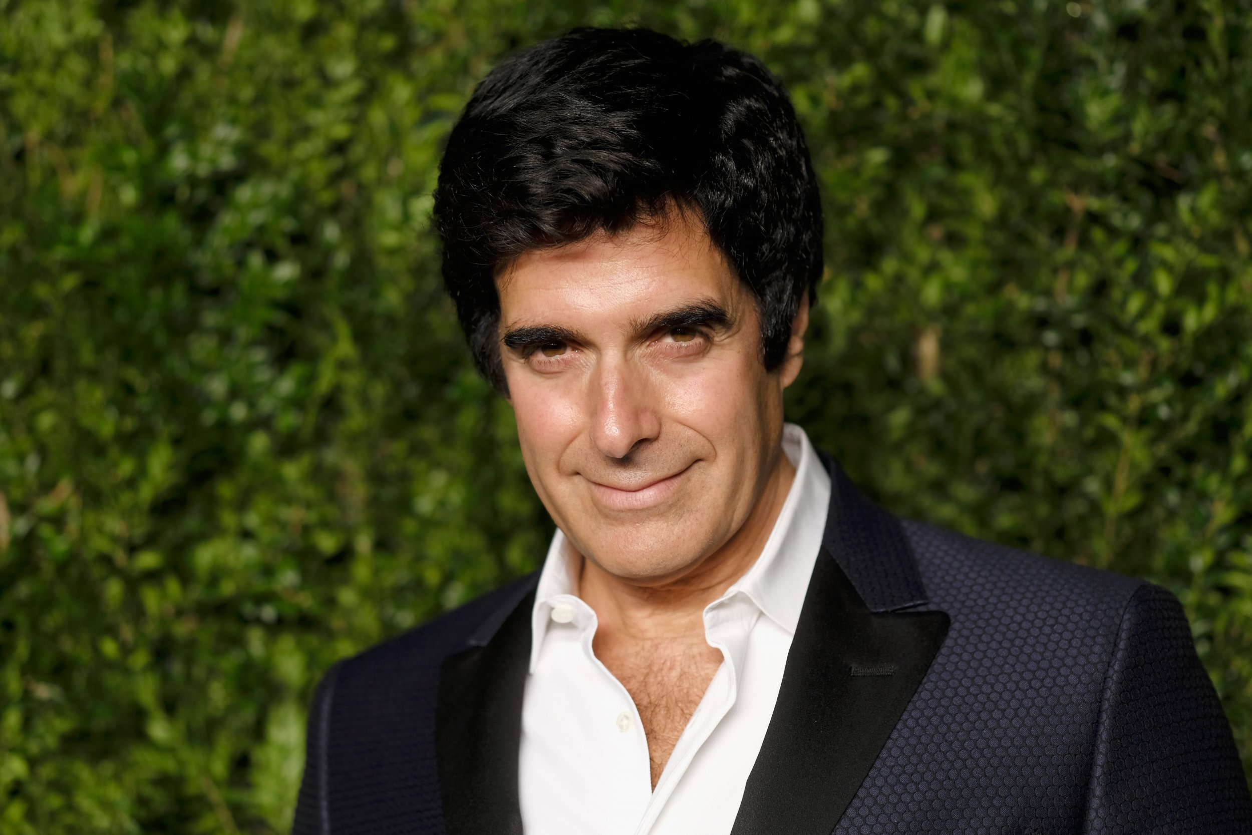 David Copperfield faces sexual assault allegations