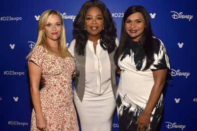 Oprah Winfrey, Reese Witherspoon and Mindy Kaling Become Barbie Dolls