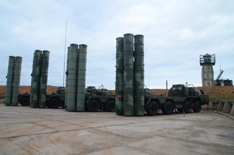 RussiaS400missile
