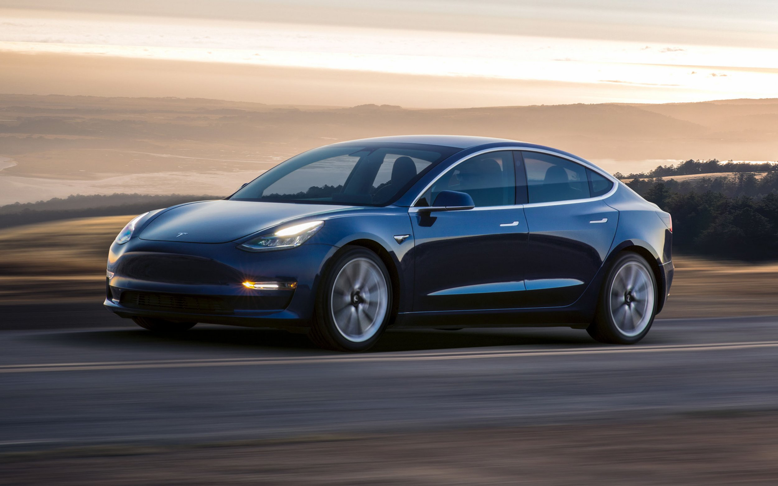 Tesla model 3 delays battery