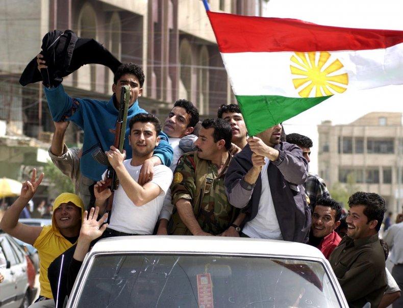 Iraqi Kurds 2