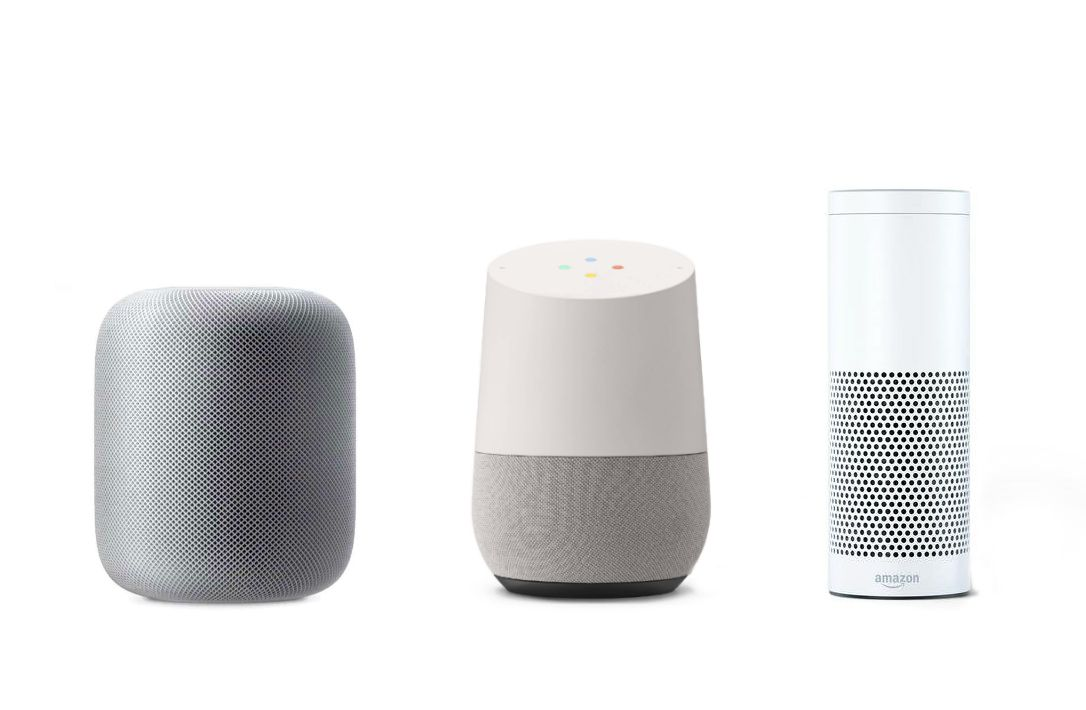 apple homepod review comparison echo google
