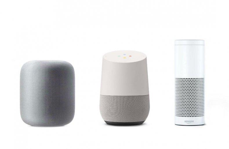 apple homepod review comparison echo google