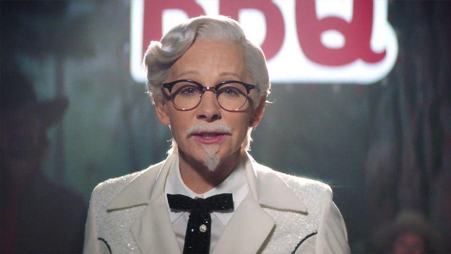 KFC Casts First Female... Mark Wahlberg