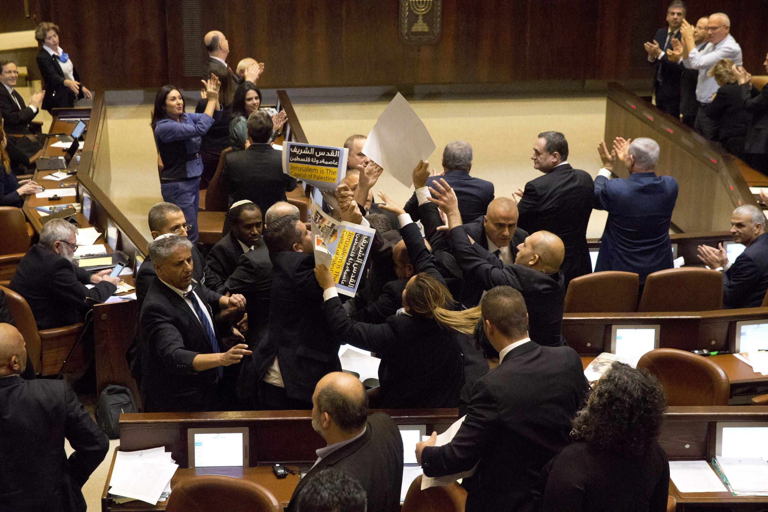 01_27_Israeli_Parliament