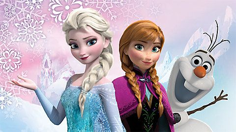 The dating guy characters in frozen