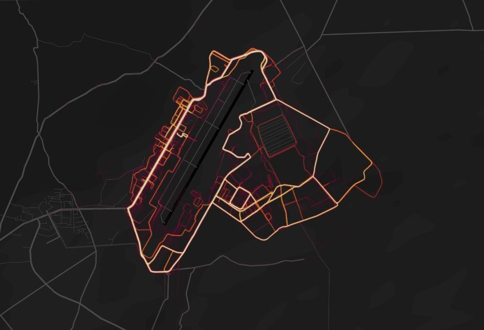 strava app national security military