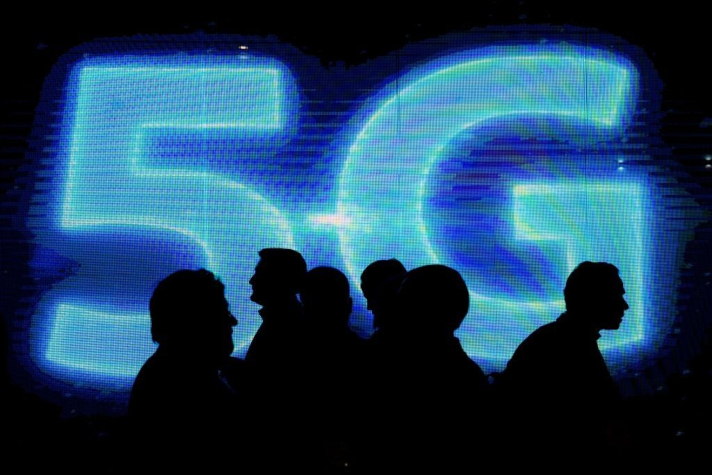 donald trump 5G AI arms race