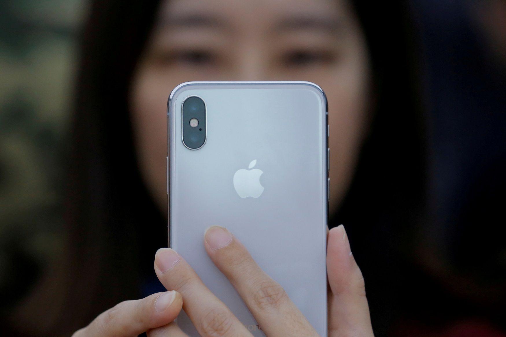 apple iphone x cancellation sales