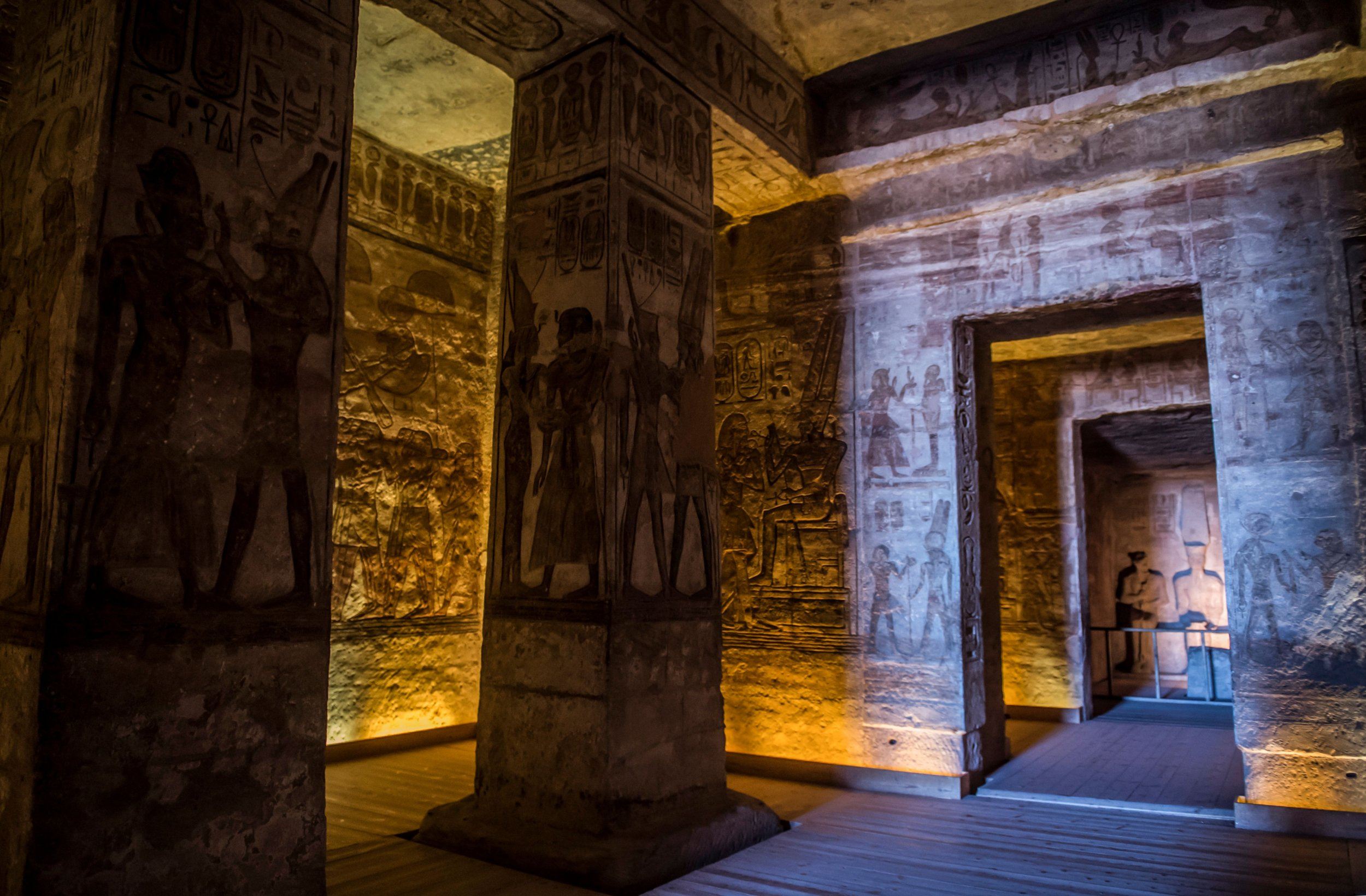 Ancient Egypt Artifacts Depicting Ramses the Great as