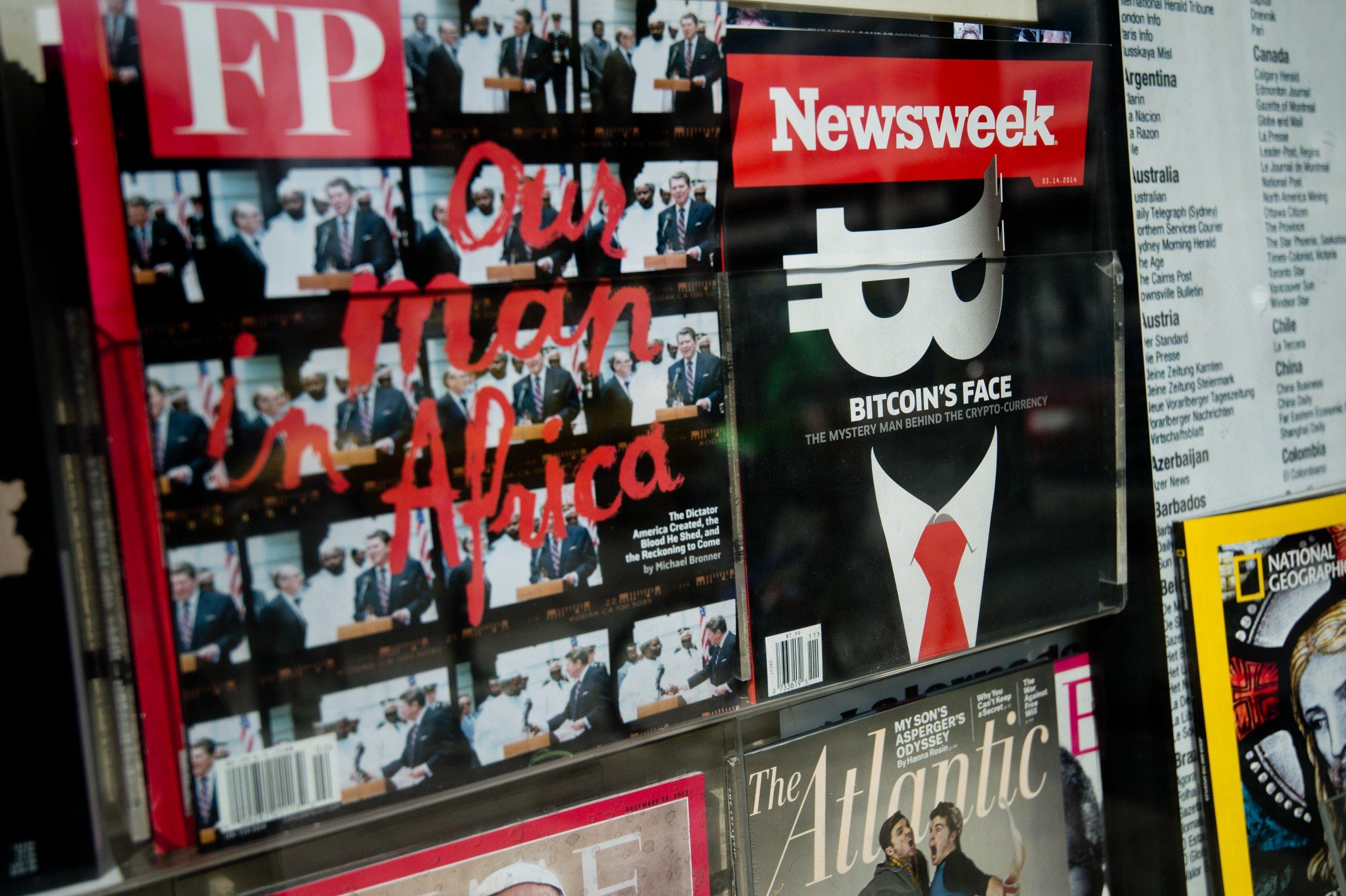newsweek FP rack