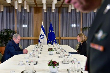 01_30_Netanyahu_Mogherini