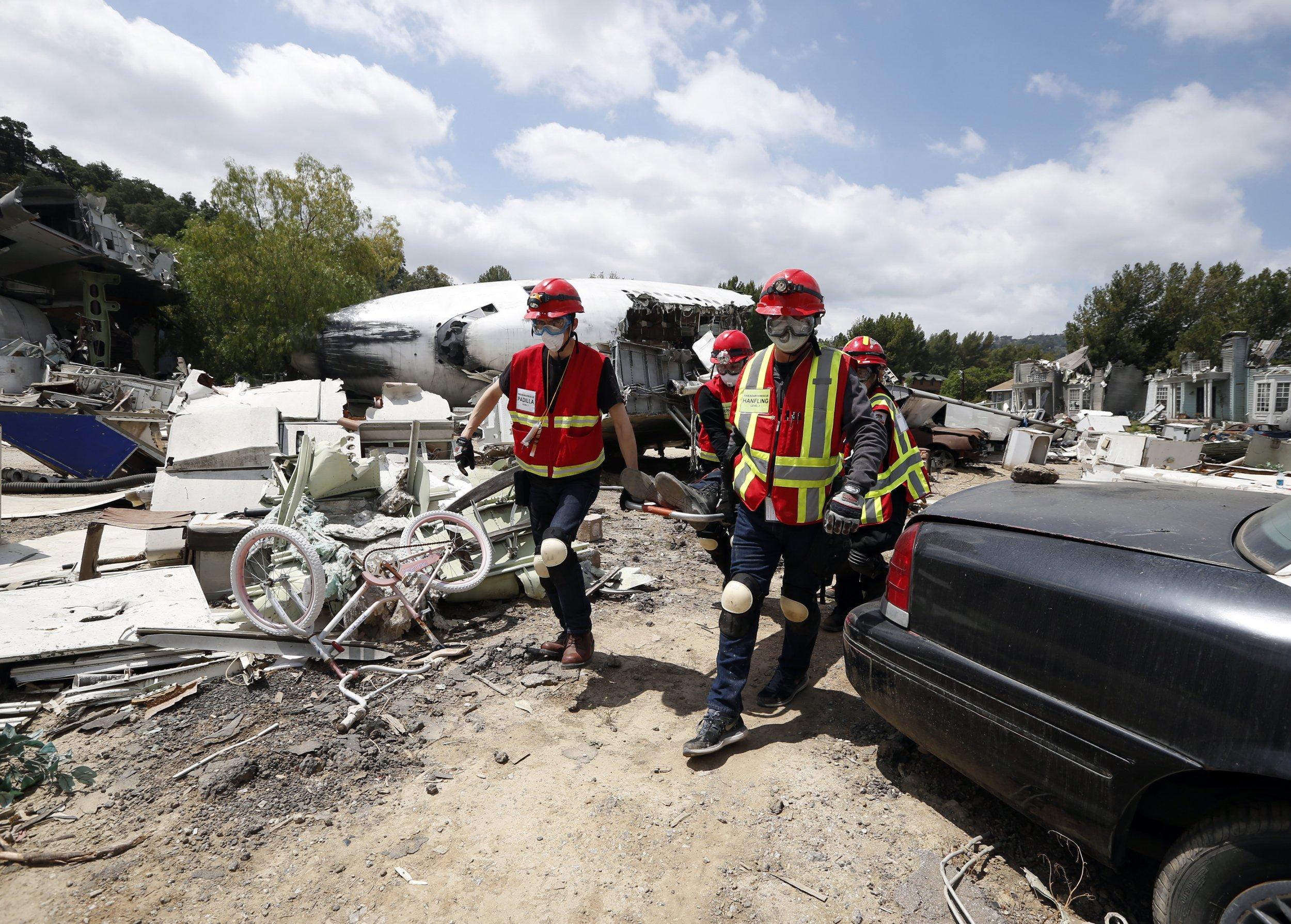California Quake Map Usgs%0A Is California ready for the next big quake
