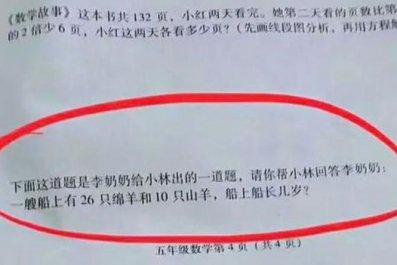 Maths_exam_China_question