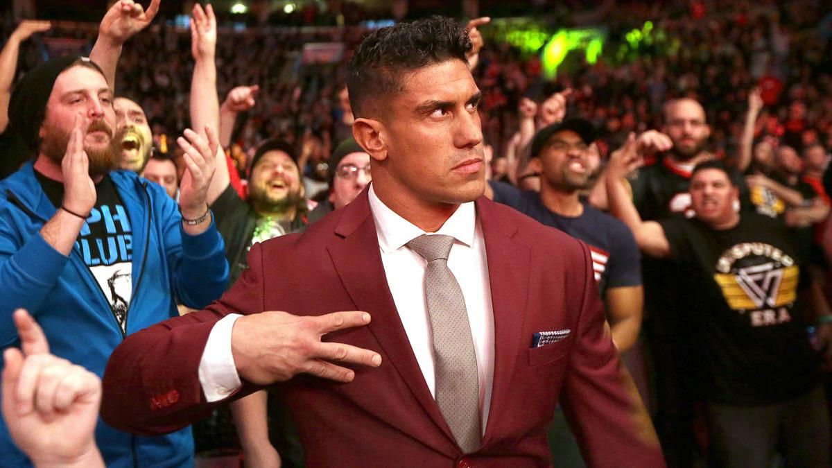 EC3 in NXT TakeOver audience