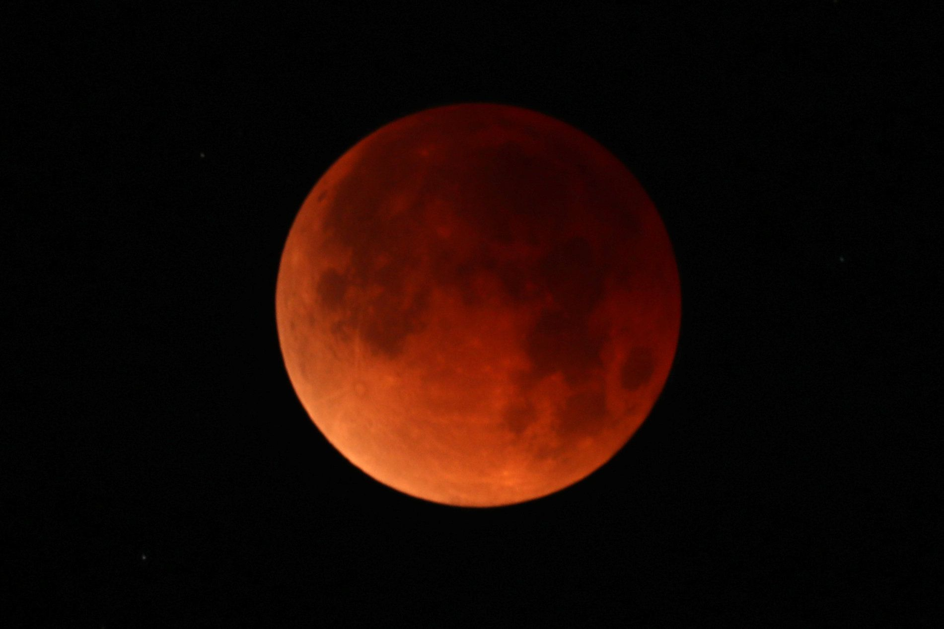 red moon 2018 in pakistan - photo #18