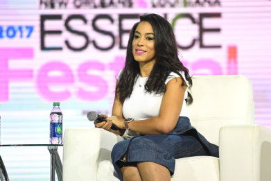 'Angela Rye's State of the Union' Premieres on BET