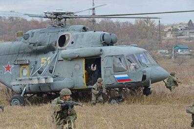 RussiaNorthKoreaBorderHelicopter