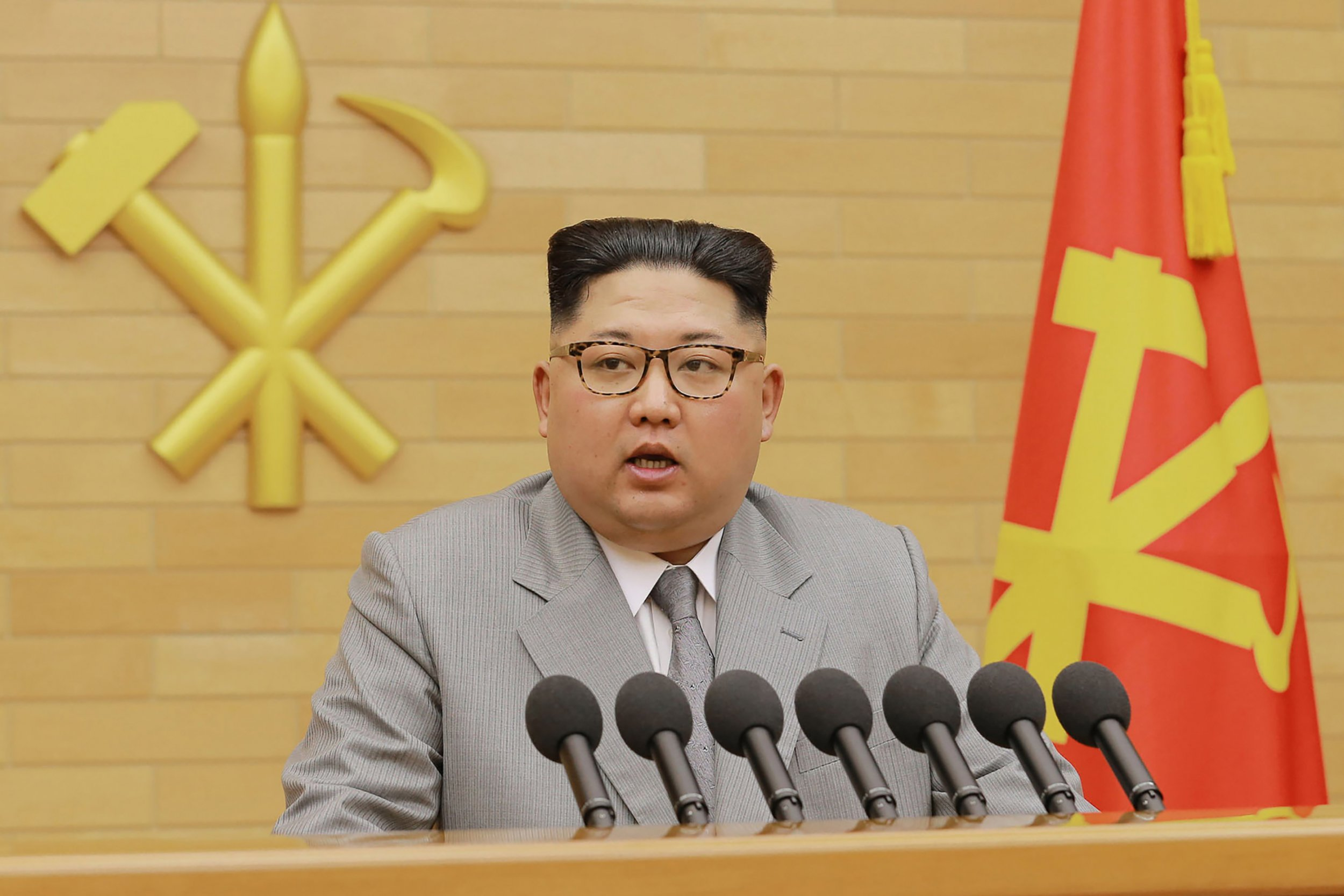North Korea hits back at U.S., calls Trump administration a racist billionaires' club