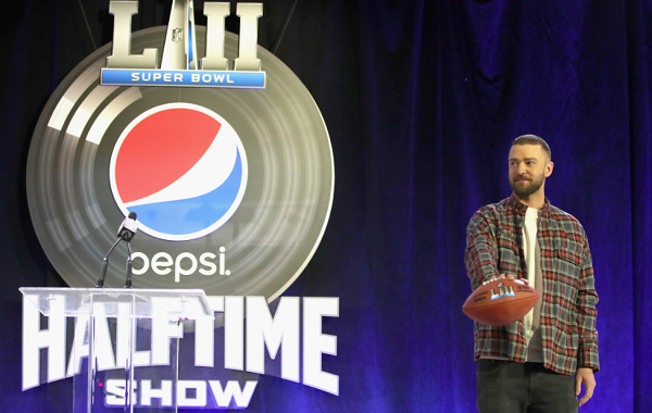 Everything To Know About Justin Timberlake's Super Bowl Halftime Performance