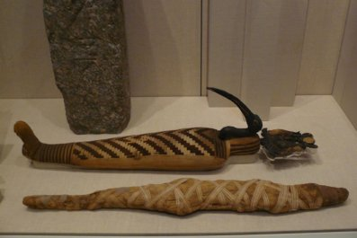 WLA_brooklynmuseum_Ibis_Mummy