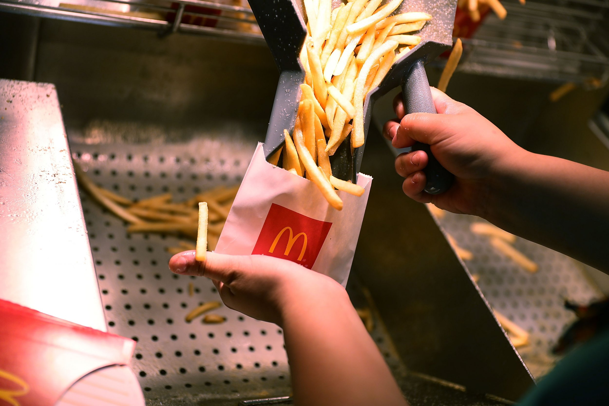 Chemical In Mcdonald S Fries Could Cure Baldness Study Says