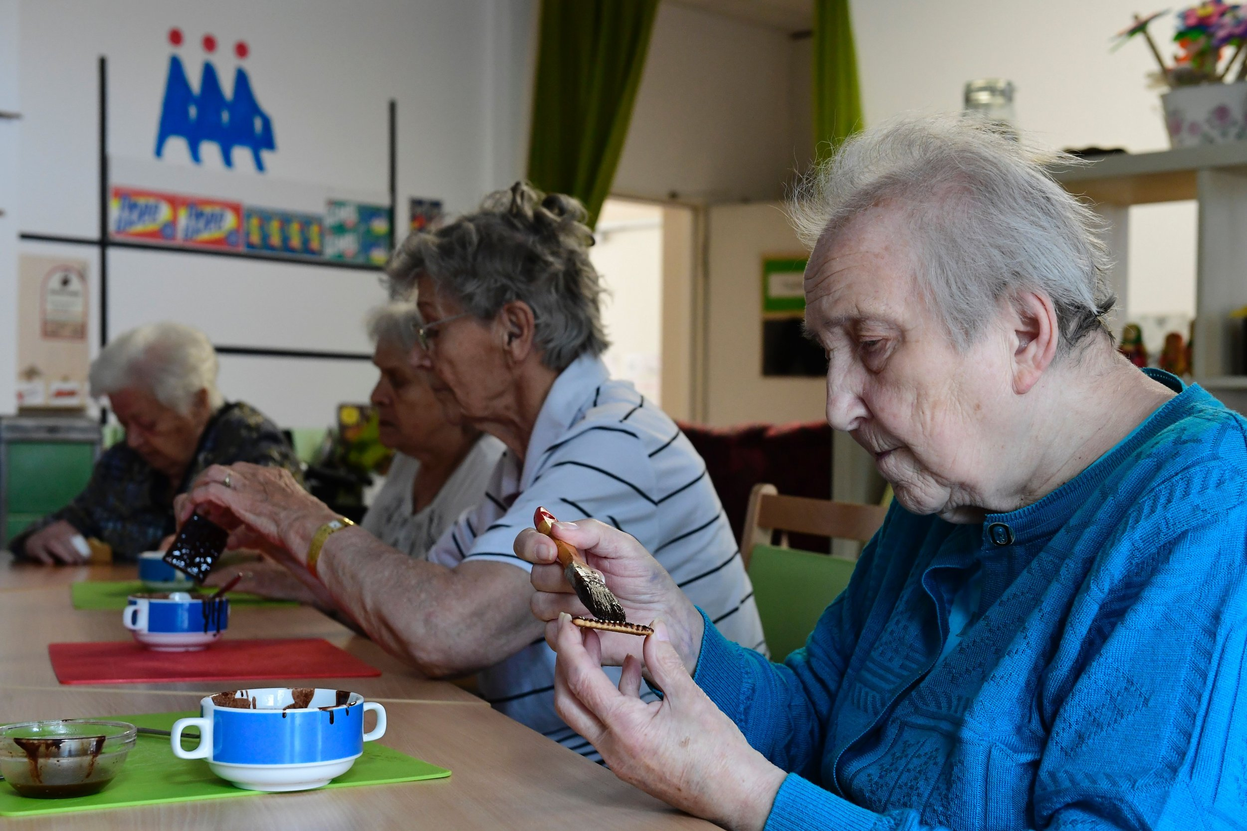 East Germany nursing home