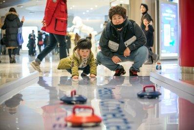 Korea Olympics curling