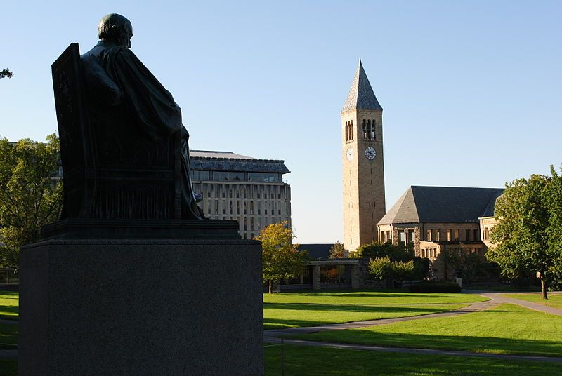 Cornell college sex movies