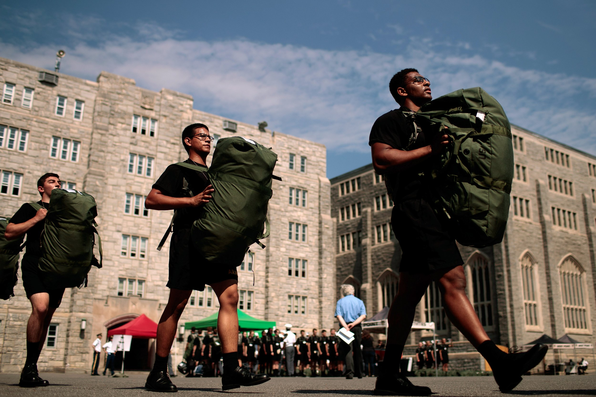 Sharp increase in reports of sexual assault at elite US Army academy