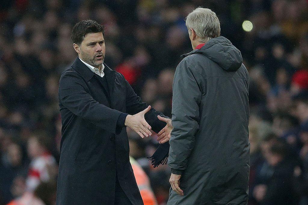Pochettino and Wenger
