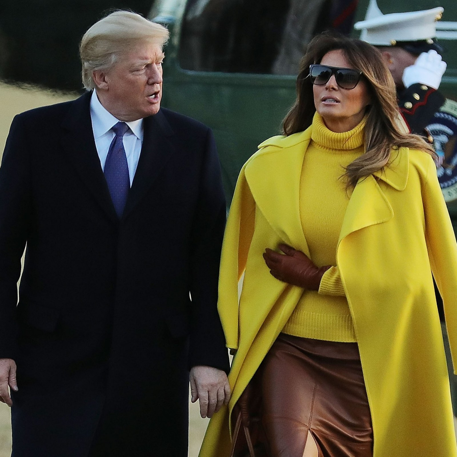 Melania Trump Started Following Barack Obama on Twitter Before Stormy  Daniels Controversy