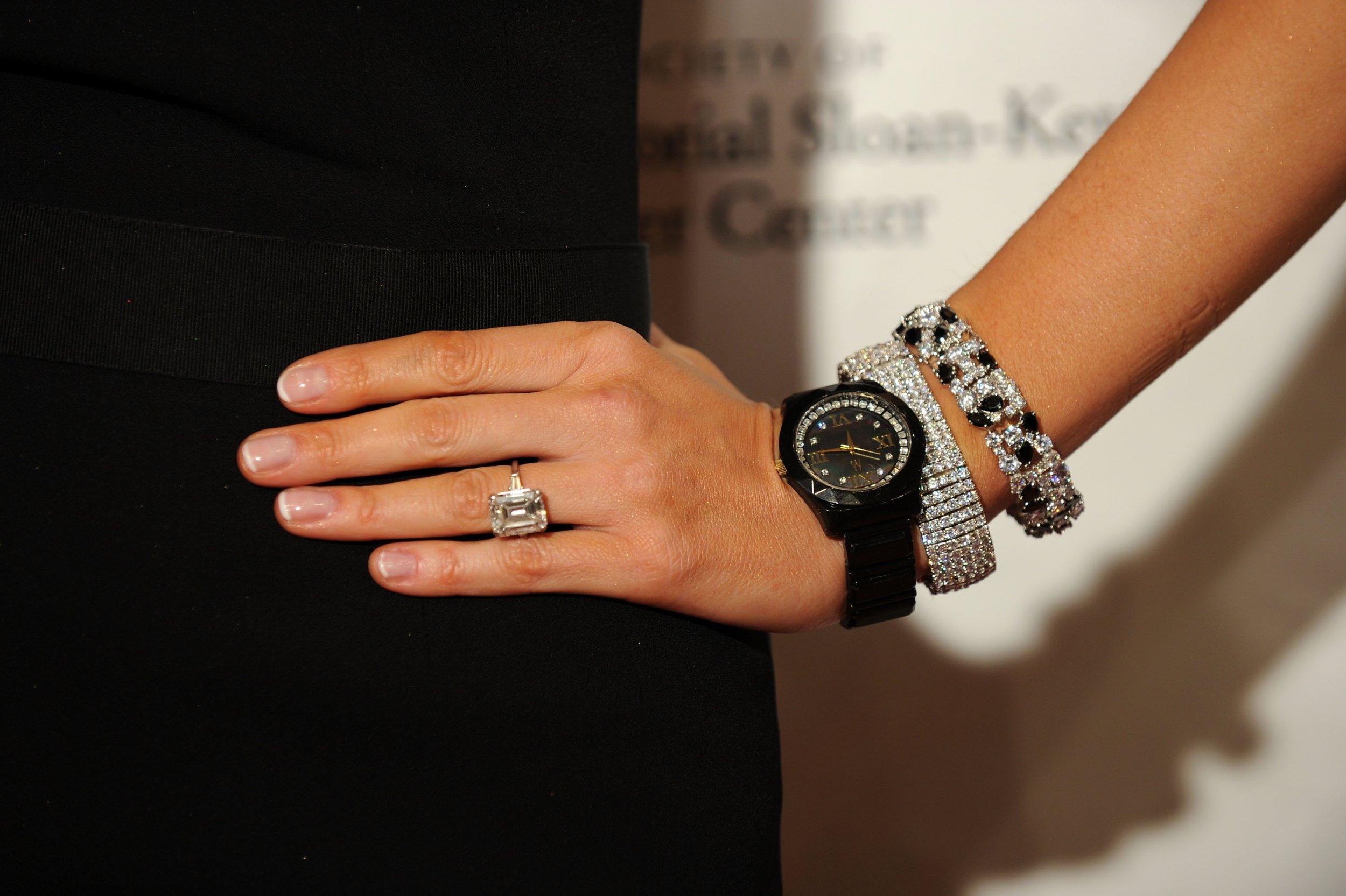 Michelle Obama New Wedding Ring