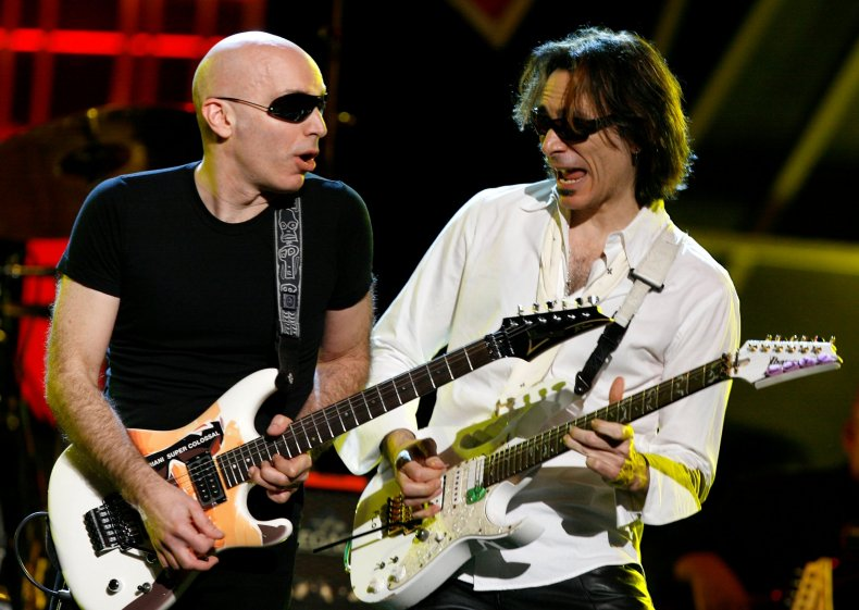 Satch and Vai
