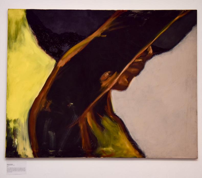 Sophia Dawson 'Assata Wound' portrait