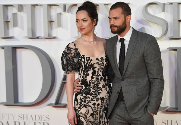 'Fifty Shades' Star Jamie Dornan Talks Full Frontal Nudity, People Viewing Film As 'Porn'