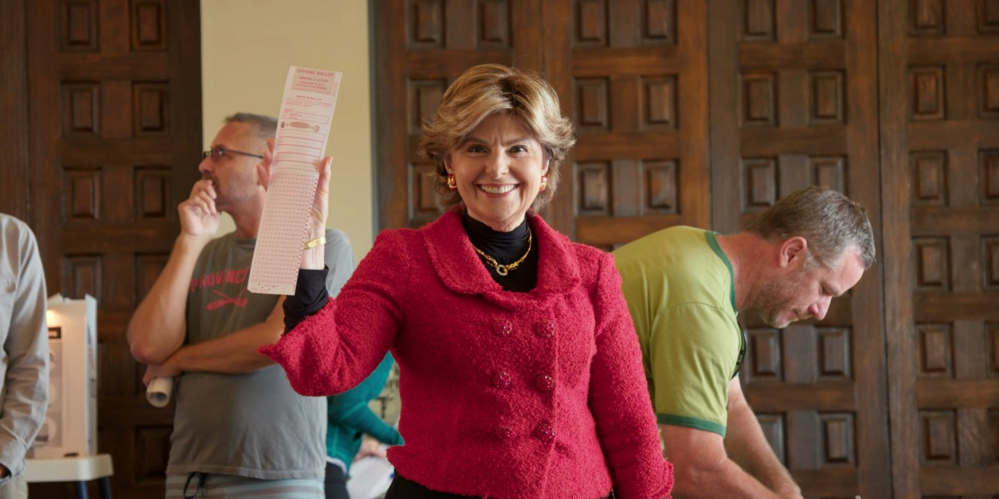 Gloria Allred Tells Young Women, Go To War, Fight For Change