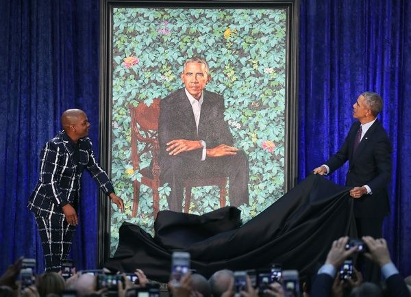 Who is Kehinde Wiley?